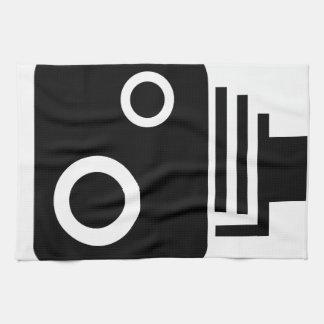 Sopeed Camera Tea Towel