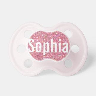 """Sophia"" Personalized Name Sparkle Dummy"