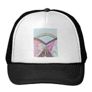 Sophia Street Mesh Hats