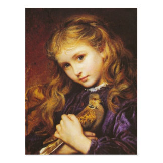 Sophie Anderson The Turtle Dove Postcard