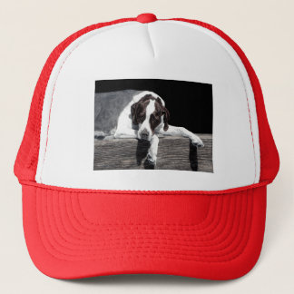 """Sophie"" - English Pointer Trucker Hat"