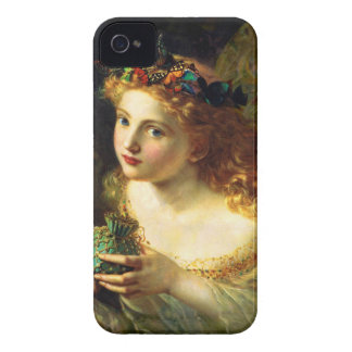 Sophie Gengembre Anderson: Take the Fair Face ... iPhone 4 Covers