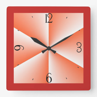 Sophie Square Wall Clock