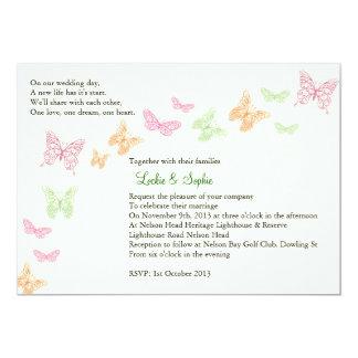 Sophie's Final Wedding Invitation
