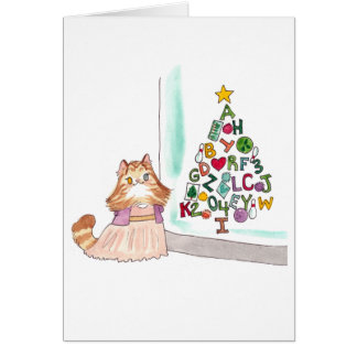 Sophie's Tree Greeting Card