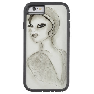 Sophisticated Flapper Tough Xtreme iPhone 6 Case