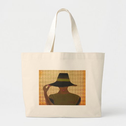 Sophisticated Lady Tote Bags
