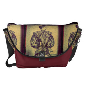 Sophisticated Lady Small Messenger Bag