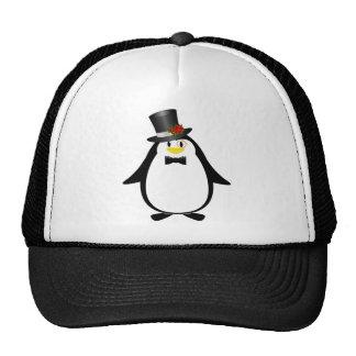 Sophisticated Penguin Cap