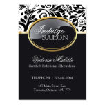 Sophisticated Salon and Spa Appointment Card