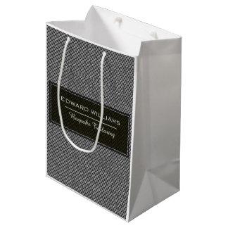 Sophistication Professional Men's Fashion Bespoke Medium Gift Bag