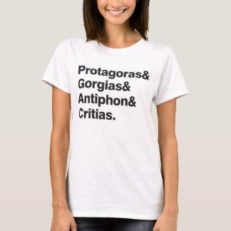 Sophists ladies t-shirt