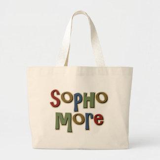 Sophomore Tote Bags