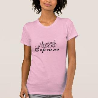 Soprano Diva T-Shirt