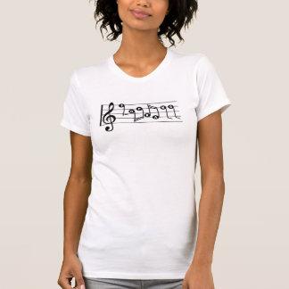 Soprano Singer Musical T-Shirt