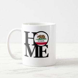 SOQUEL California Coffee Mug