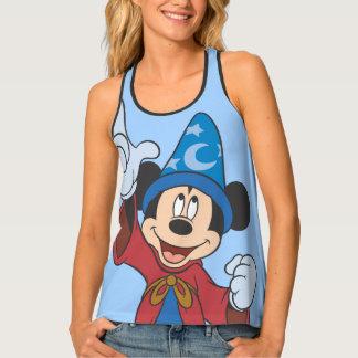 Sorcerer Mickey Mouse Singlet