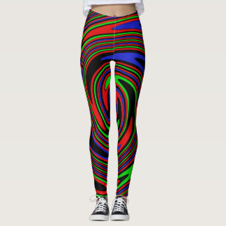 Sorcerers Swirl Leggings