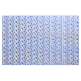 Sorchid Blu Fabric