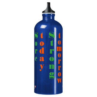 Sore Today Strong Tomorrow Fitness Quote Bottle SIGG Traveller 1.0L Water Bottle
