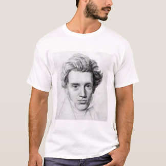 Soren Kierkegaard Portrait T-Shirt