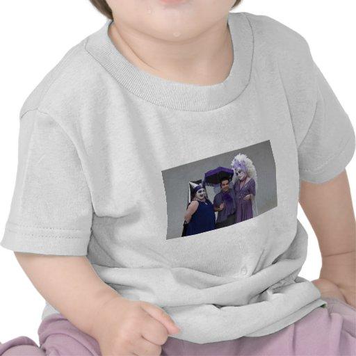 Sorenda, Yoda and Beatrix T Shirt