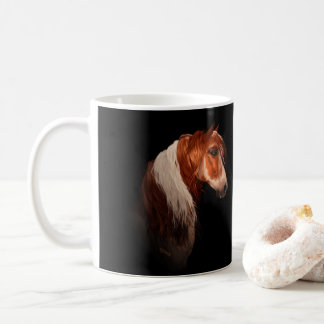 Sorrel Paint Horse 11oz Classic Mug
