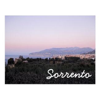 Sorrento Coast Postcard