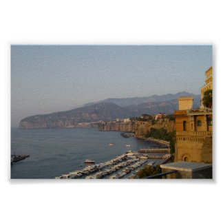 Sorrento, Italy Poster