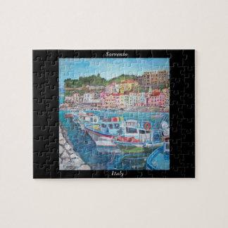 Sorrento - jigsaw puzzle