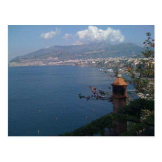 Sorrento scene 2 postcard