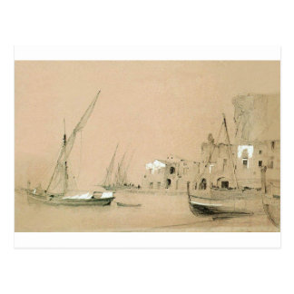 Sorrento. Sea view by Ivan Aivazovsky Postcard