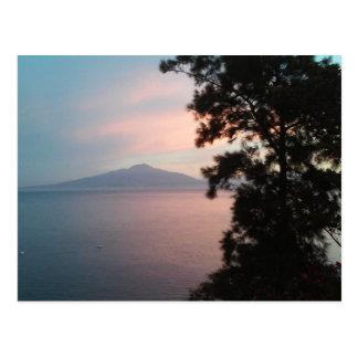 Sorrento View Postcard