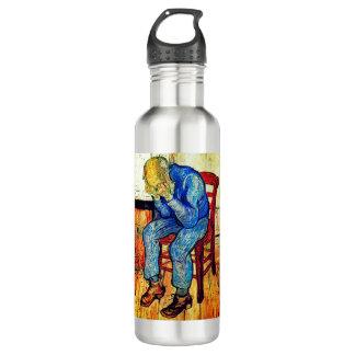 Sorrowing Old Man By Van Gogh 710 Ml Water Bottle