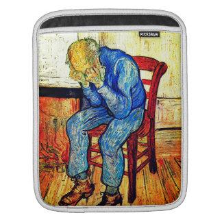 Sorrowing Old Man By Van Gogh iPad Sleeve