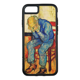 Sorrowing Old Man Van Gogh Carved iPhone 8/7 Case