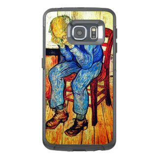 Sorrowing Old Man Van Gogh OtterBox Samsung Galaxy S6 Edge Case