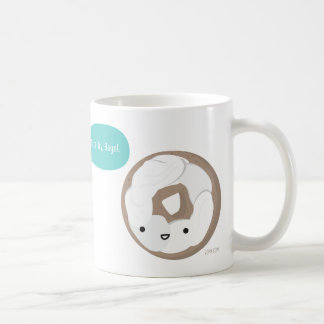 Sorry Bagel, Donuts Only Mug