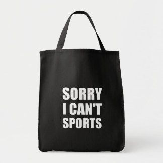 Sorry Can't Sports