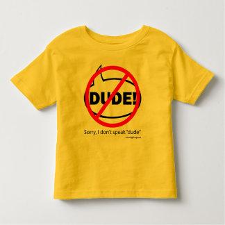 SORRY DUDE-1b Apparel, Kid's Clothing Tee Shirt