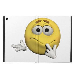 Sorry emoticon iPad air case