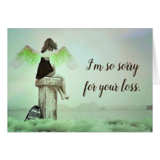 Sorry for your Loss, Lyme Disease Support Card