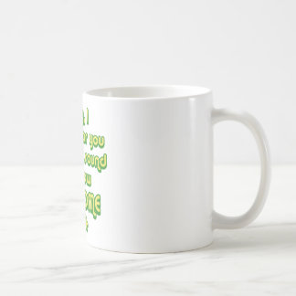 Sorry, I can't hear you over the sound of how Coffee Mug