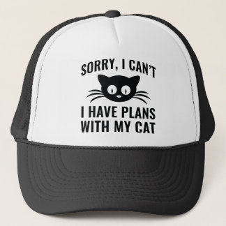 Sorry I Can't Trucker Hat