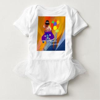 Sorry I forgot your birthday. Baby Bodysuit