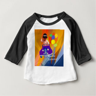 Sorry I forgot your birthday. Baby T-Shirt