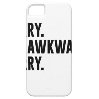 Sorry I'm Awkward Sorry iPhone 5 Covers