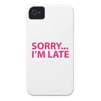 Sorry I'm barks iPhone 4 Case-Mate Cases