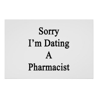 Dating pharmacist