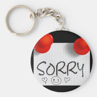Sorry-rec23 Key Ring